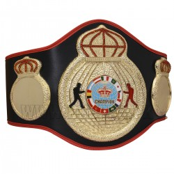 Triple Crown Belt