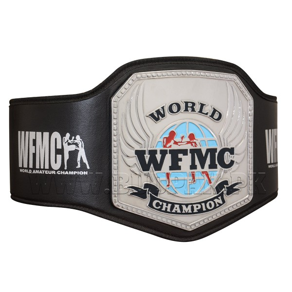 WFMC German Cup Belt