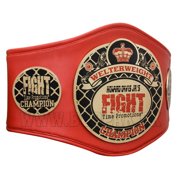 Fight Time Belt