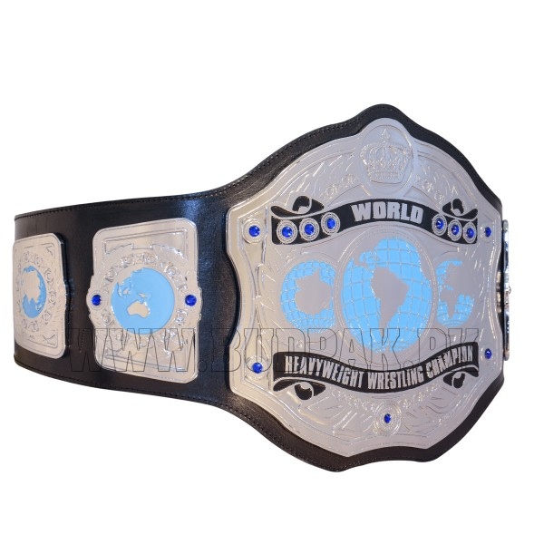 Trio Globe Wrestling Belt